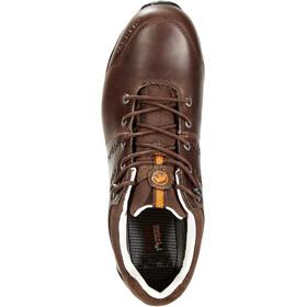 Mammut Alvra Low LTH Shoes Herren dark brown-crumble